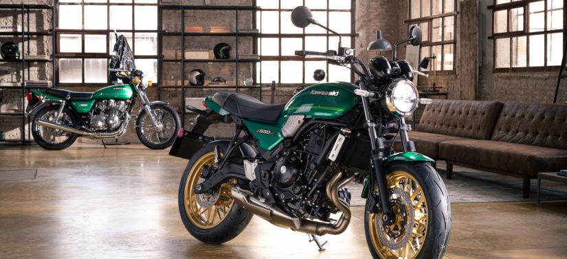 La Z 650 RS, ou le néo-rétro abordable chez Kawasaki :: Nouveauté :: ActuMoto