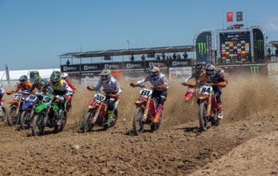 Bis de Jeffrey Herlings au Grand Prix motocross turc d'Afyon numéro deux :: MXGP-MX2-WMX