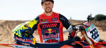 Le maître ès-motocross Antonio Cairoli arrête la compétition cette année