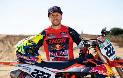 Le maître ès-motocross Antonio Cairoli arrête la compétition cette année :: Retraite