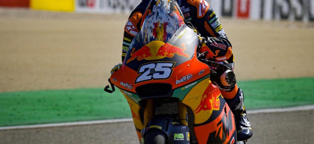 Moto2 – Raul Fernandez, de la table d'opération à la victoire à Aragon!