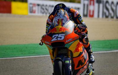 Moto2 – Raul Fernandez, de la table d'opération à la victoire à Aragon! :: Mondial Moto2