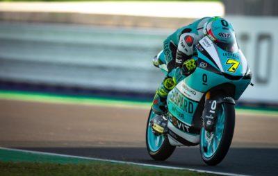 Dennis Foggia à Misano, pour un podium italien en Moto3 :: Mondial Moto3