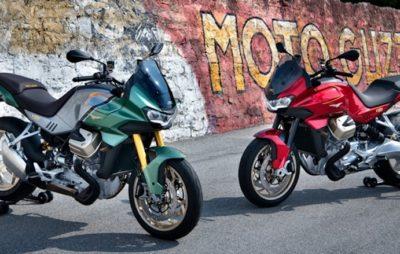 La V100 Mandello, la nouvelle Moto Guzzi refroidie par liquide :: Nouveauté