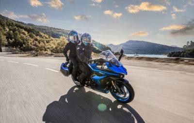 Suzuki ajoute une voyageuse à sa gamme, la GSX-S 1000 GT :: Nouveauté 2022