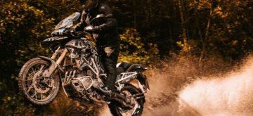 La Tiger 1200 2022 sera plus légère, plus agile et plus puissante!