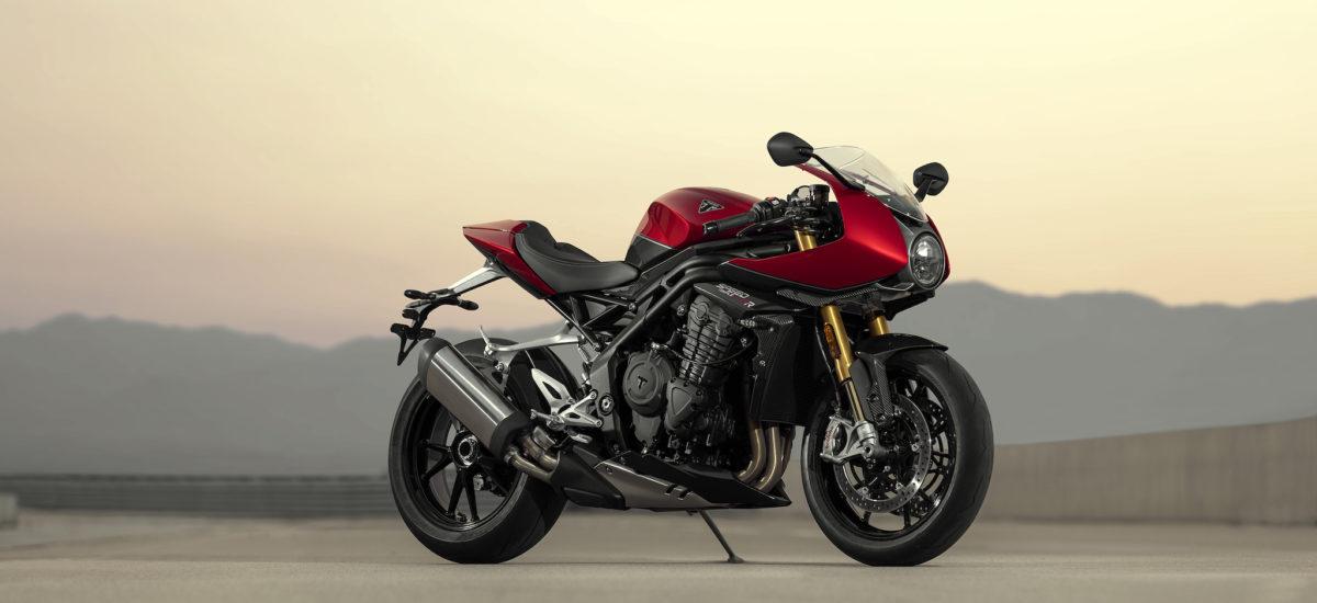 Triumph ajoute une Speed Triple 1200 RR à son offre