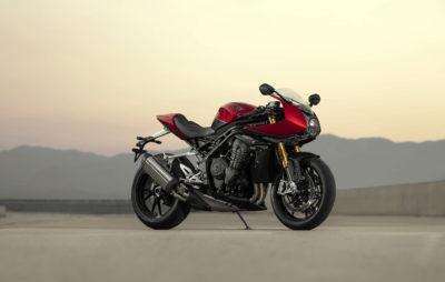 Triumph ajoute une Speed Triple 1200 RR à son offre :: Nouveauté