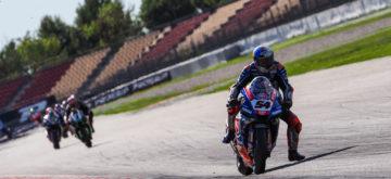 En Superbike, Razgatlioglu repart de Barcelone avec un point d'avance sur Rea