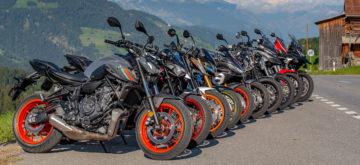 La barre des 50000 motos et scooters neufs déjà dépassée en 2021