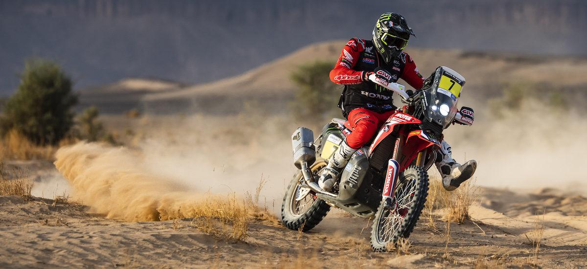 Pablo Quintanilla remporte le Rallye du Maroc, devant Matthias Walkner