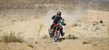 Rallye du Maroc – un prologue rapide et court, mais tout en prudence