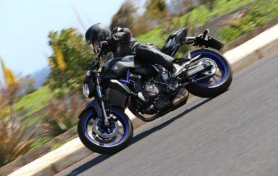 MT-07, deux roues, un moteur, c'est le pied :: Yamaha